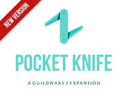 Guild Wars 2 Pocket Knife