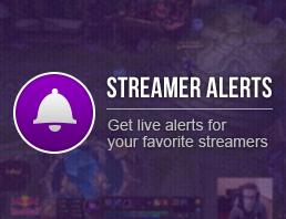 Streamer Alerts
